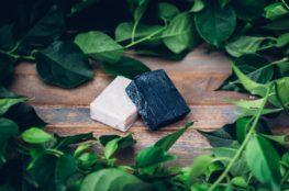 炭の日用品:石鹸
