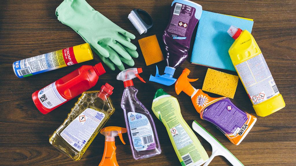 衣類によって洗剤を分ける